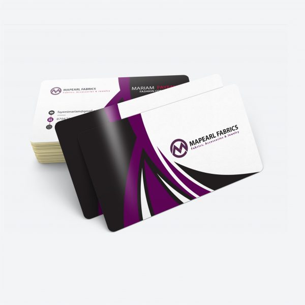 printheroes two sided business card with rounded edges